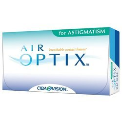 Air Optix (Alcon) For Astigmatism (3 линзы)