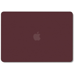 Чехол накладка для Apple Macbook Pro Retina 13 (i-Blason Cover Matte Wine 976230)