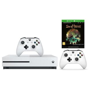 Microsoft Xbox One S 1 ТБ + Anthem Legion of Down Edition + Xbox Game Pass + Xbox Live Gold + EA Access (белый)