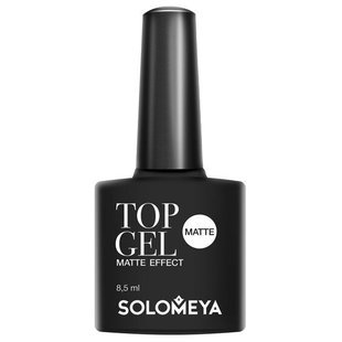 Верхнее покрытие Solomeya Top Gel SМTG 8.5 мл