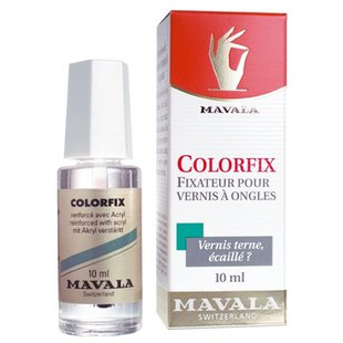 Верхнее покрытие Mavala Colorfix 10 мл