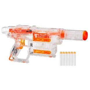 Бластер Nerf N-Strike Modulus Shadow ICS-6 (E2655)
