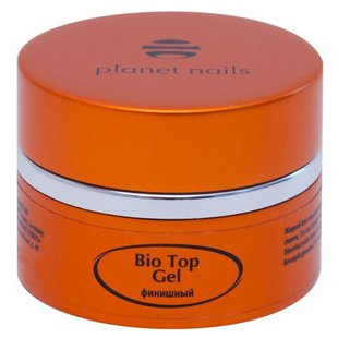 Верхнее покрытие planet nails Bio Gel Top 15 мл