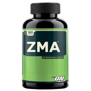 Optimum Nutrition ZMA (180 шт.)