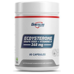 Geneticlab Nutrition Ecdysterone (60 шт.)