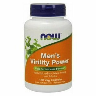 NOW, Mens Virility Power, 120капс